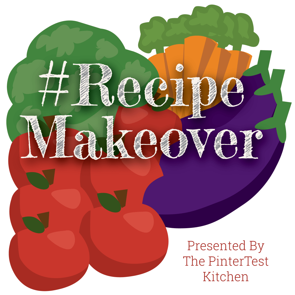#RecipeMakeover Week + Giveaway