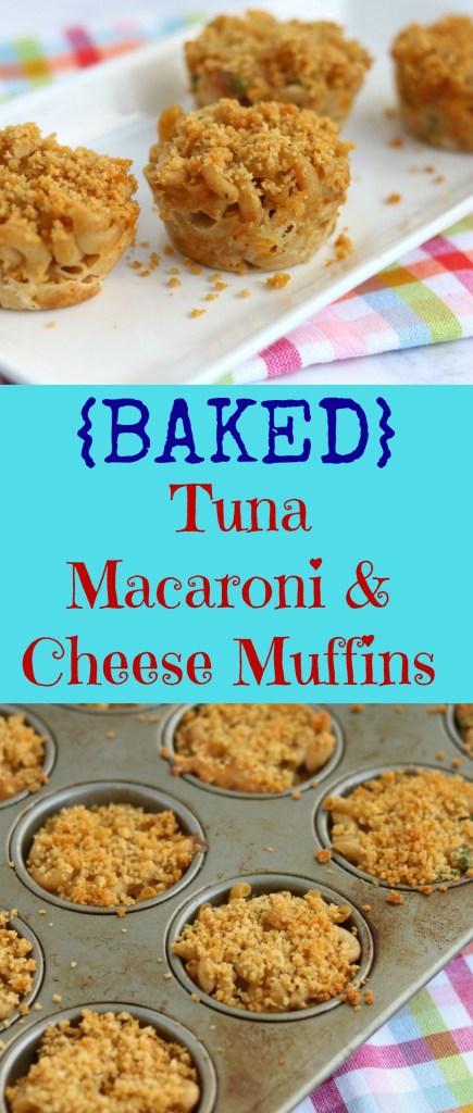 baked tuna mac and cheese