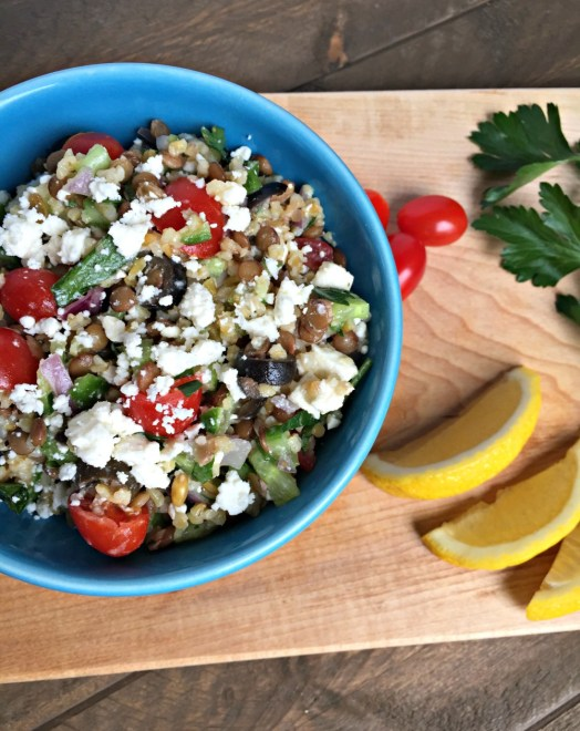 lentil.freekeh.salad