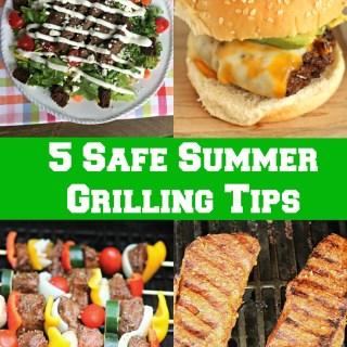 five.safe.summer.grilling.tips