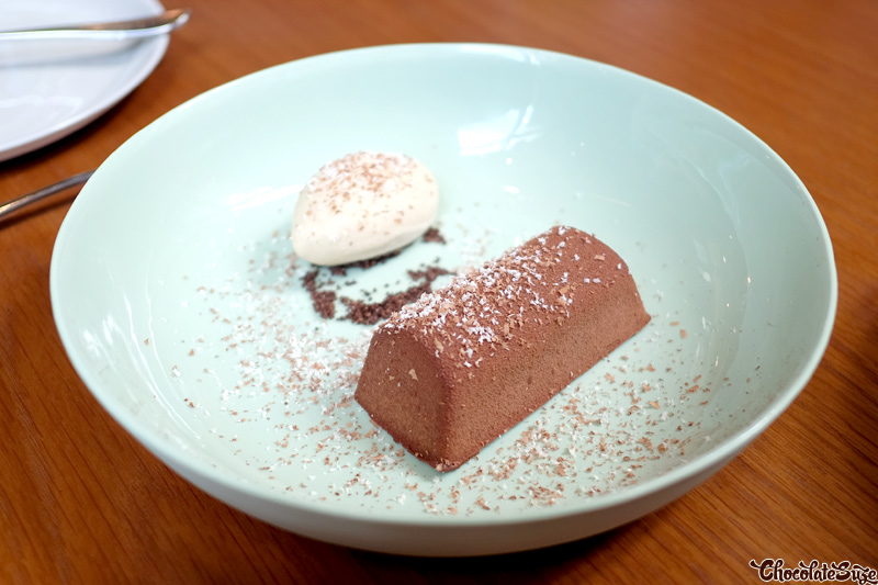 Chocolate and peanut bar at Kensington St Social, Chippendale