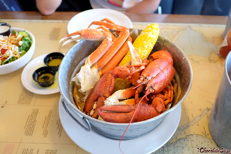Joe's Crab Shack, San Francisco
