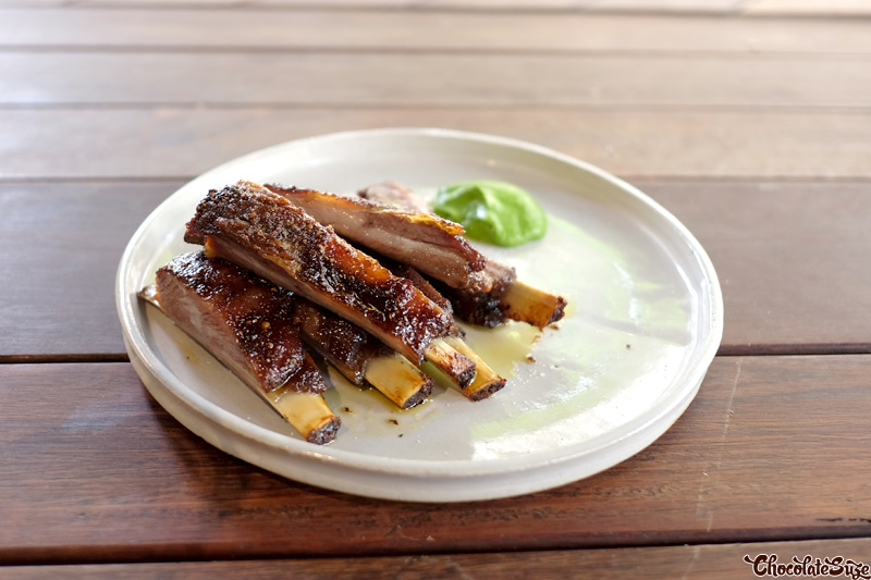 Lamb ribs at Dead Ringer, Surry Hills