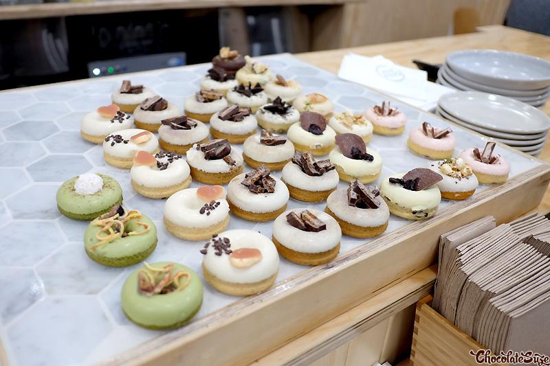 Donuts at White Mojo, Melbourne