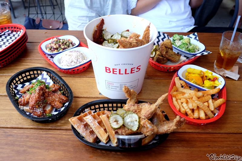 Belles Hot Chicken, Barangaroo