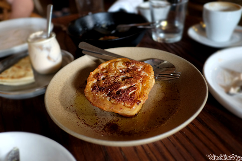 Baked Cauliflower at The Apollo, Potts Point