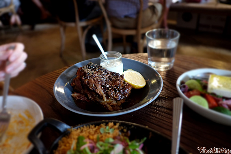 Lamb Shoulder at The Apollo, Potts Point