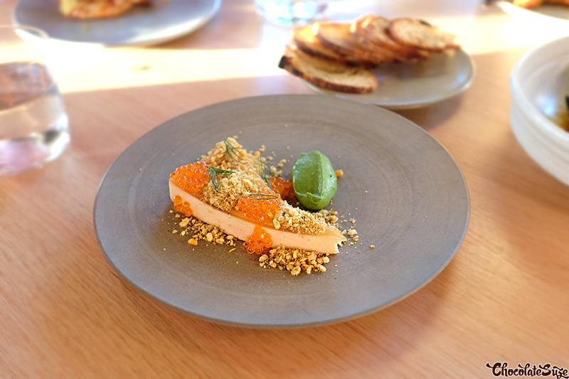 Parfait at Cirrus Dining, Barangaroo, Sydney