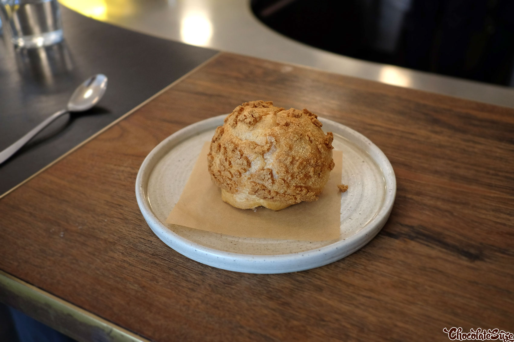 Cream puff at Ester, Chippendale