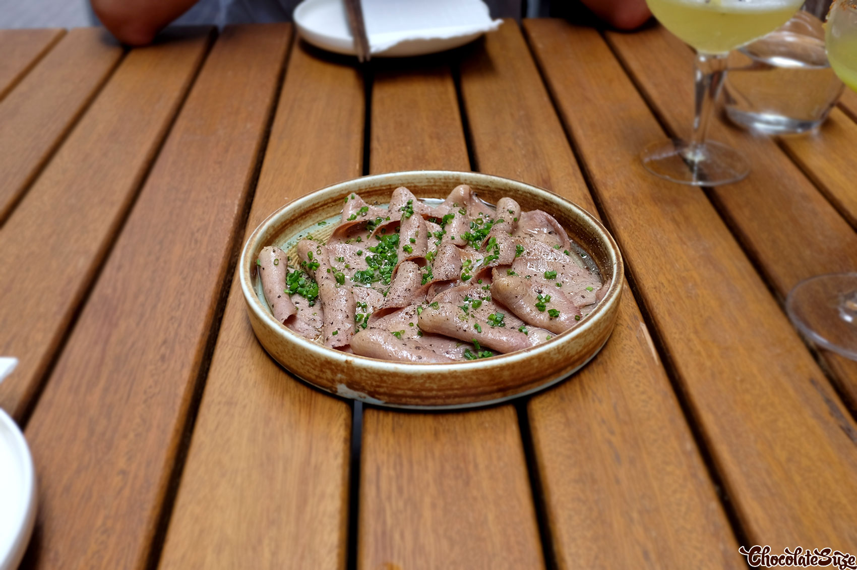 Ox tongue at Monkeys Corner, Chippendale