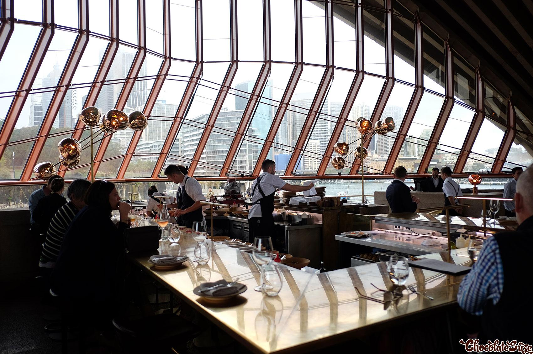 Cured & Cultured Bar @ Bennelong, Sydney Opera House