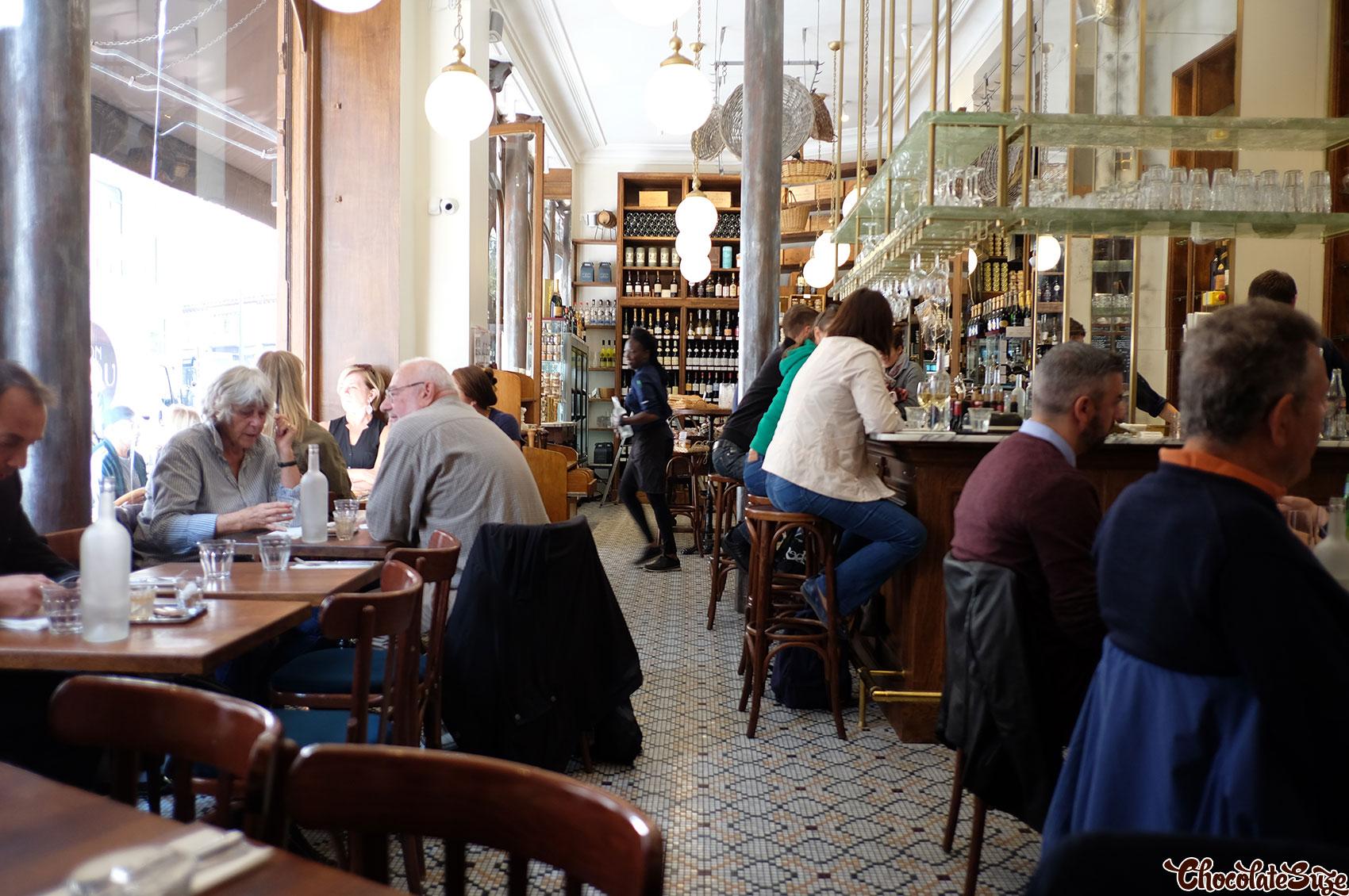 Le Comptoir de la Gastronomie, Paris