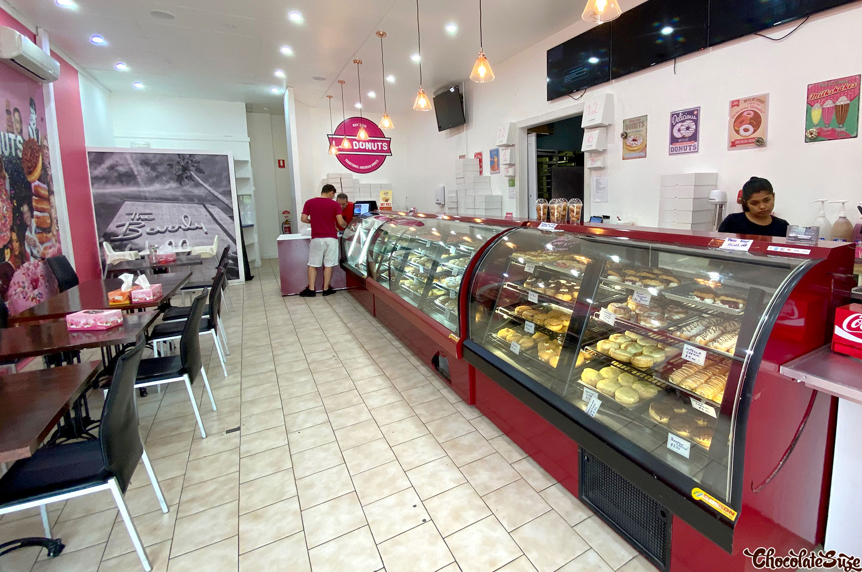 L.A Donuts, Beverly Hills