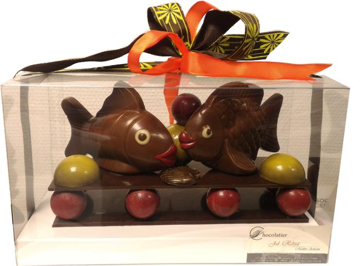 Chocolats ROSA  Pques en chocolat