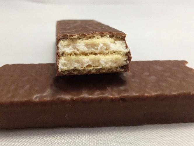 『カーギ』の「チョコウエハースココナッツ」サクサクウエハース