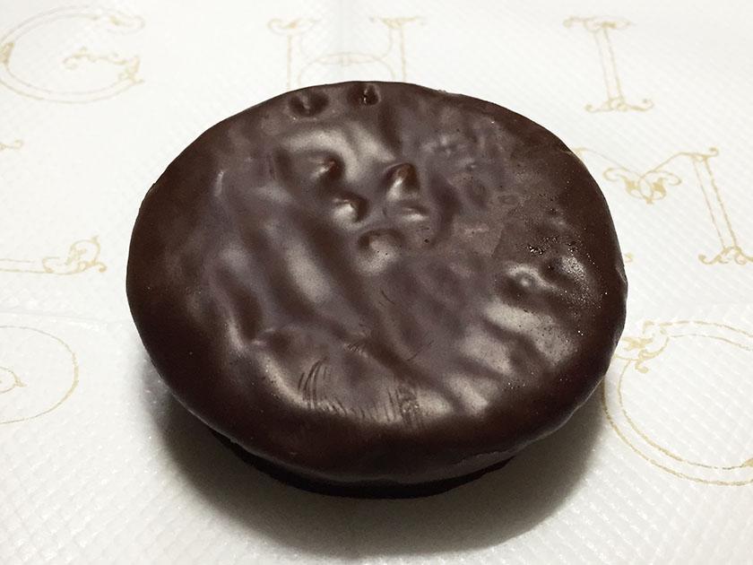 『ロイズ』の「ガトーガナッシュ[プレシャス]」まあるいチョコケーキ
