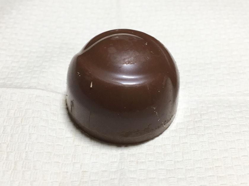 『ロッテ』の「ガーナ生チョコレート芳醇ミルク」まるっこいデザイン