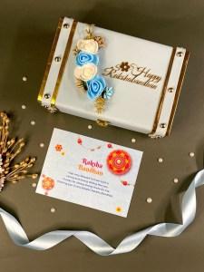 chocolate hamper boxes for raksha bandhan