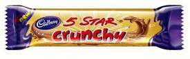 5 star crunchy on chocozonia