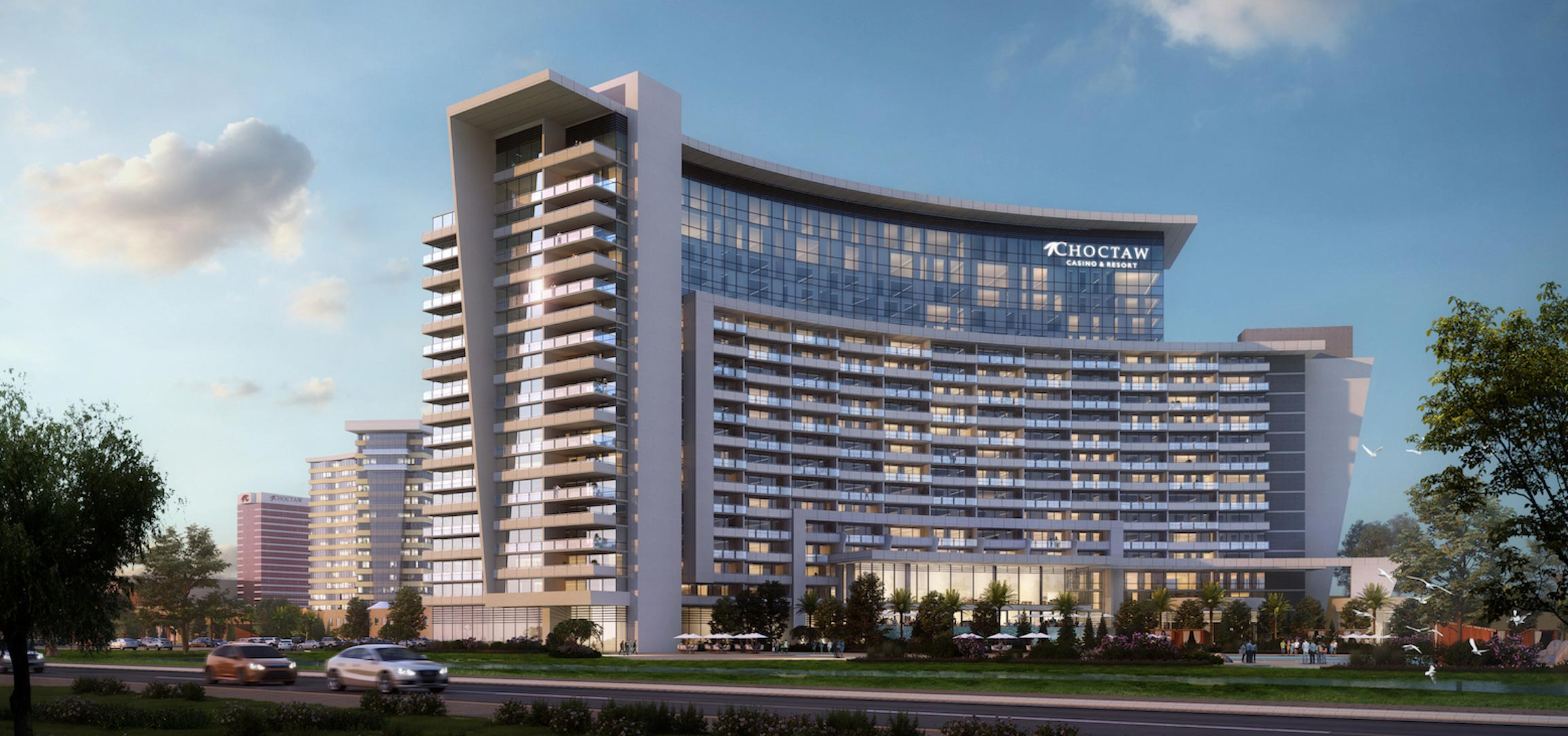 Choctaw Casino Resort Durant Announces New Expansion