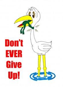 Nevzdávajte sa