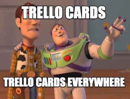 Outsourcing a Trello