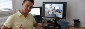 Petr v kancelárií