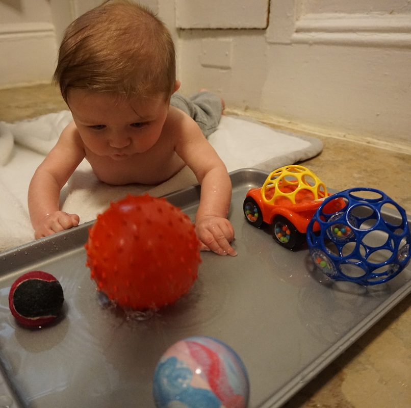 Water Play Fun For 5 Month Old Babies  CHOICE PARENTING