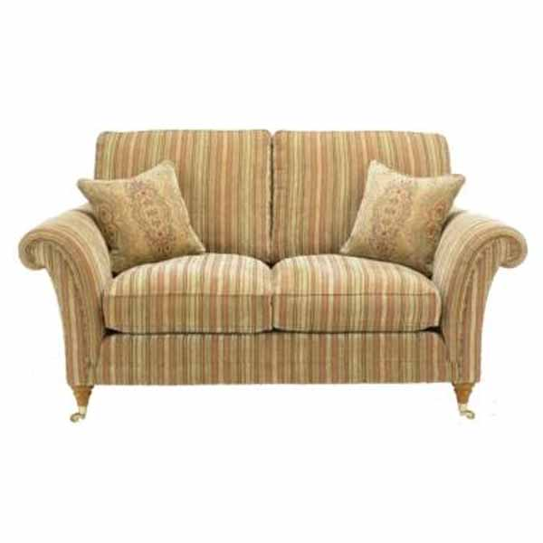 parker leather sofa reviews affordable faux sofas knoll burghley small 2 seater | choice furniture