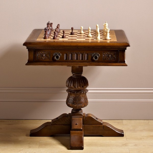 Wood Bros. Games Table Choice Furniture