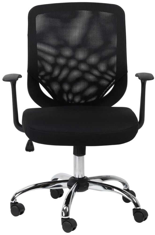 white mesh office chair uk help stand up buy alphason atlanta black aoc9201 m online cfs request a callback