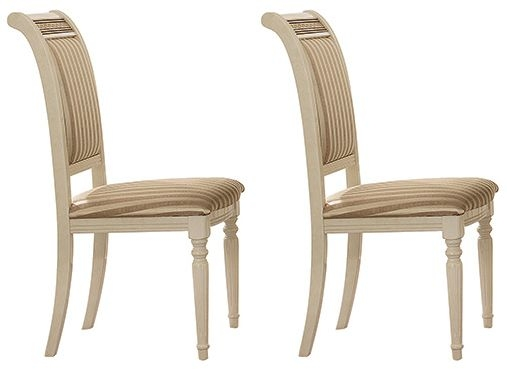 liberty dining chairs cloth desk chair buy arredoclassic italian fabric pair online