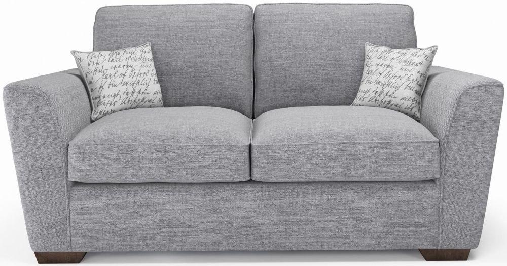 grey fabric sofa uk halo chester leather buy buoyant fantasia 2 seater online cfs