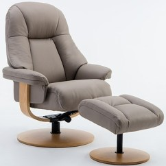 Recliner Chairs Uk Car Chair Back Support Furniture Modern In Leather Fabric Gfa Jersey Pebble Swivel