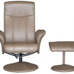 Recliner Chairs Uk Stretch Dining Chair Covers Nz Furniture Modern In Leather Fabric Gfa Siena Truffle Faux Swivel