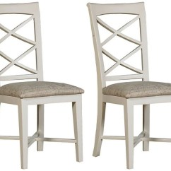 Cross Back Dining Chairs White Dental Chair Covers For Sale Buy Mark Webster Padstow Painted