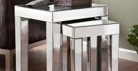 Mirrored Living Room Furniture   CFS Mirrored Living Room ...