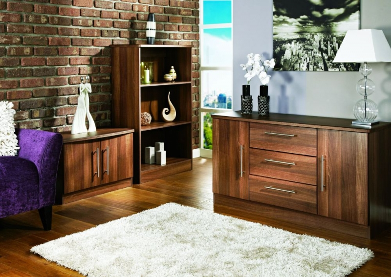 walnut furniture living room interior design fireplace ideas buy welcome noche bookcase online cfs uk request a callback