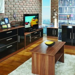 Living Room Furniture Black Gloss Painting Off White Buy Welcome And Noche Walnut 2 Request A Callback