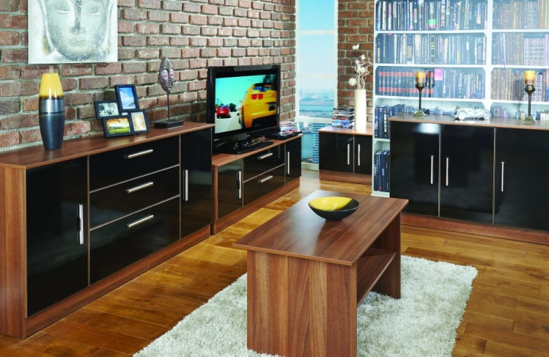 walnut furniture living room images of rooms buy welcome gloss black and noche 2 request a callback