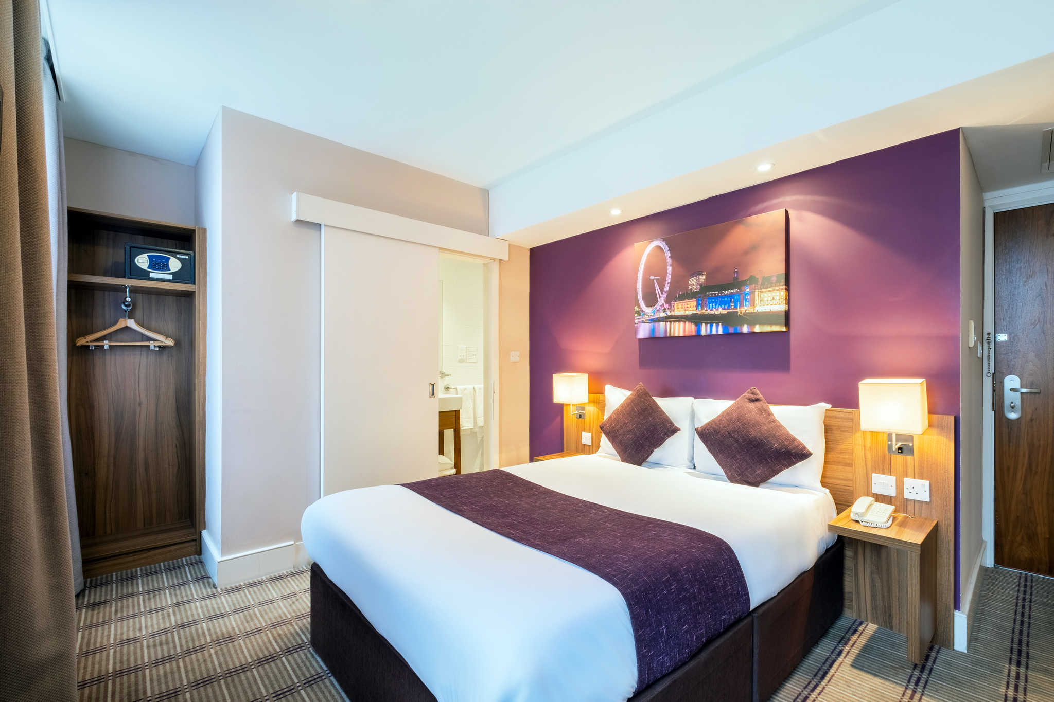 Comfort Inn Kings Cross Hotel In London United Kingdom