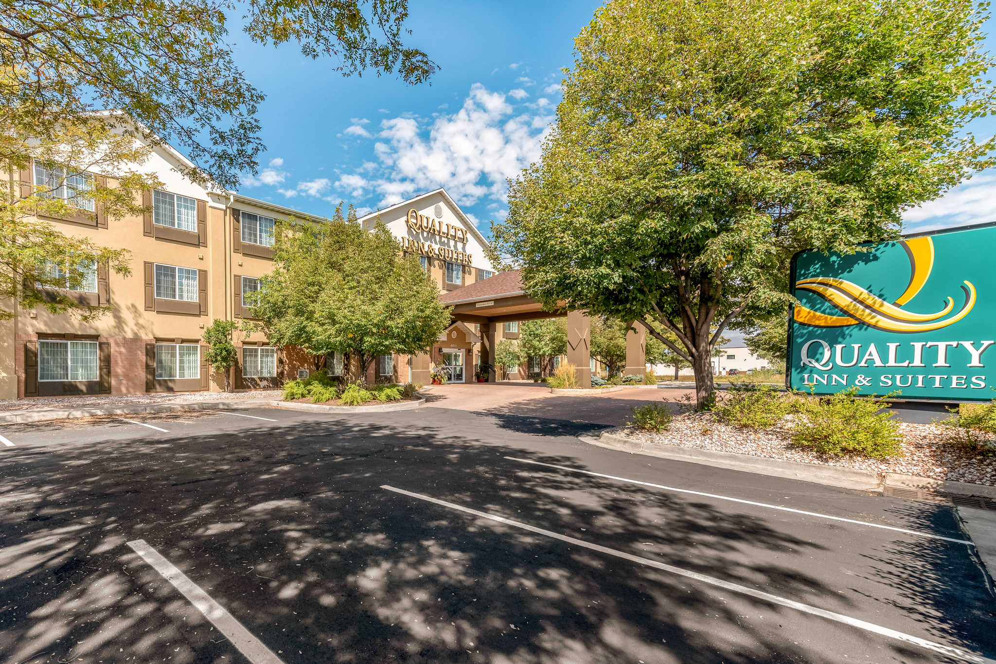 Quality Inn Suites University Fort Collins Fort Collins