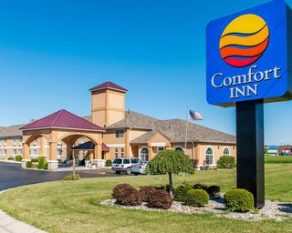 Comfort Inn Hotels In Decatur In By Choice Hotels