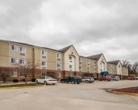 Suburban Extended Stay Hotel Columbia Hwy 63 I 70