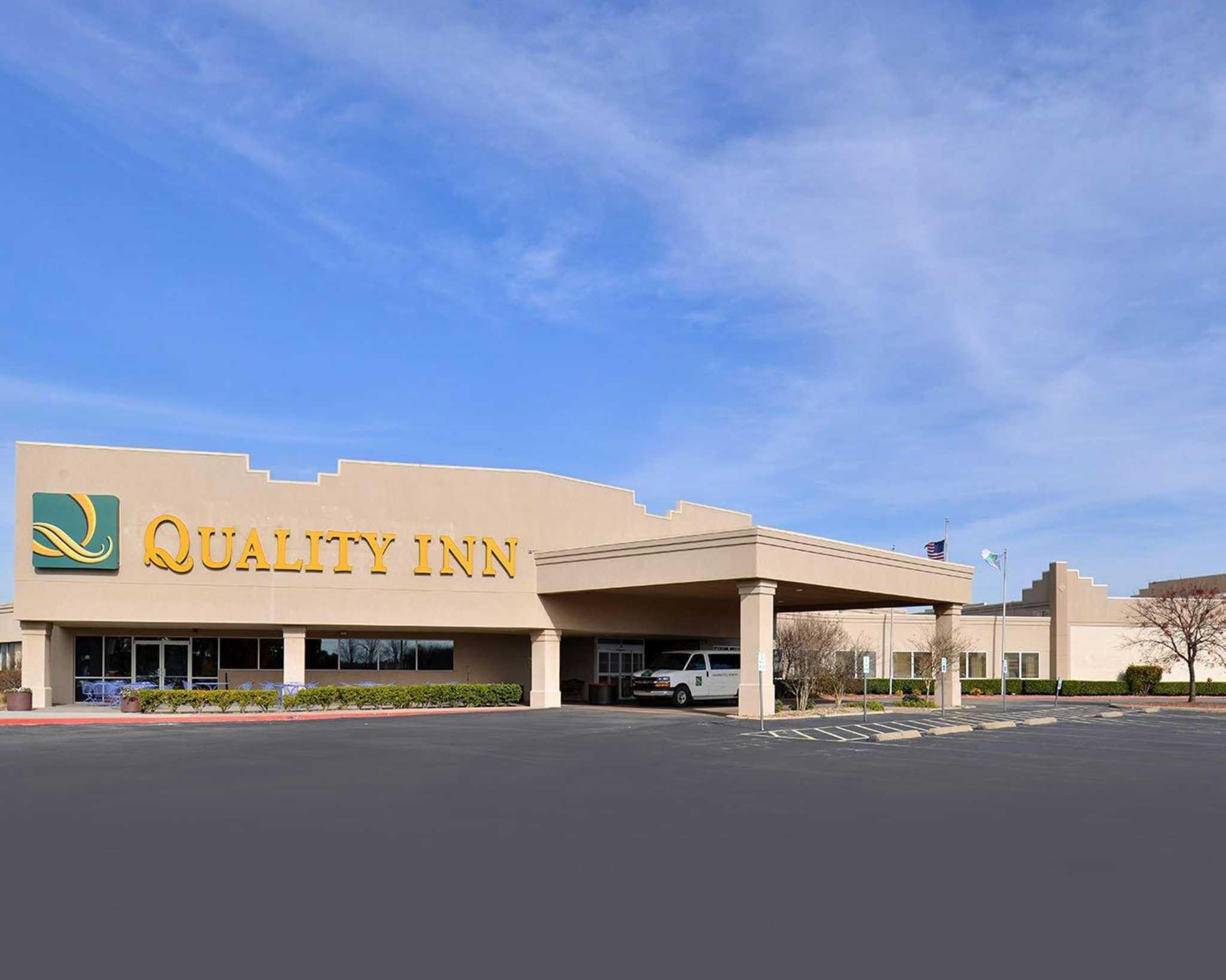Quality Inn Oklahoma City Airport Hotel In Oklahoma City Ok