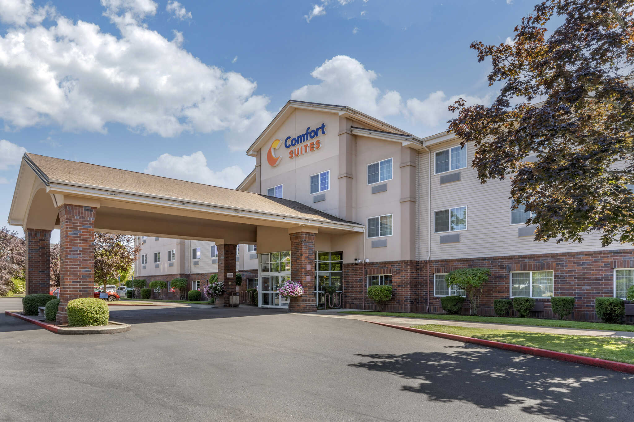 Comfort Suites Linn County Fairground And Expo Albany Hotel