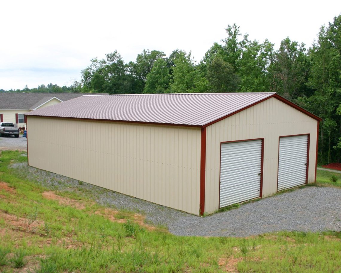 Image Result For Metal Garages
