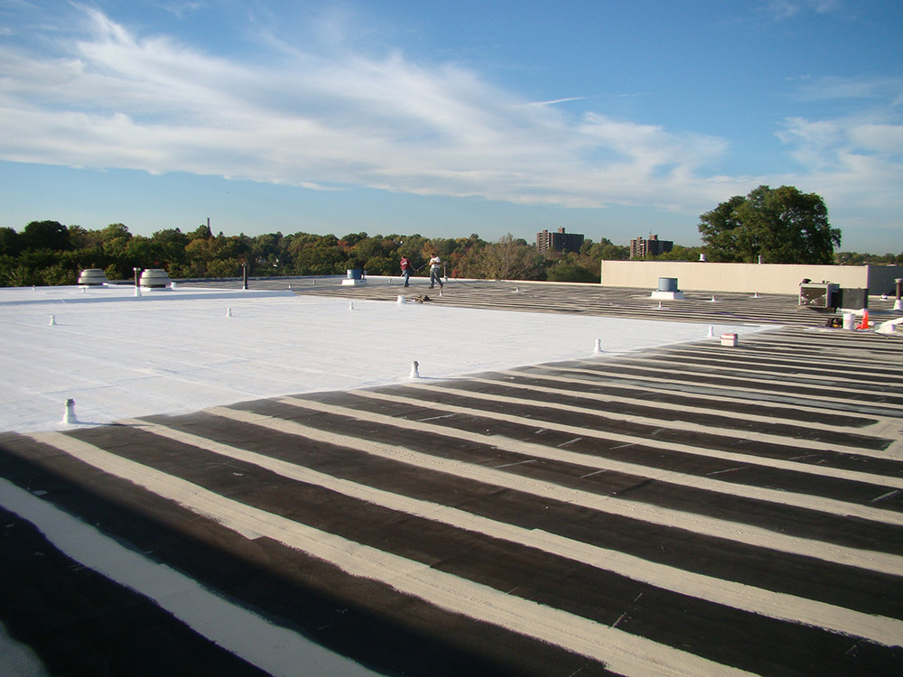 Commercial Roofing Services In