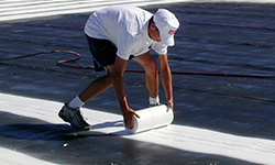 roof coating fabric