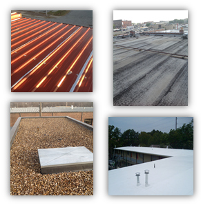 In General, There Are Currently Five Basic Classifications Of Commercial  Roofs That Have Flat Or Low Slope Configurations: